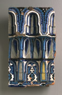 Fragment of a Muqarnas Tile