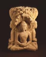 Shrine with Four Jinas