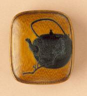 Box with Tea Kettle Design