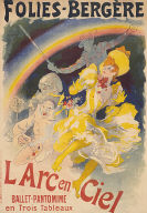 Folies-Bergère: L'Arc-en-Ciel