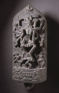 The Hindu Goddess Chamunda