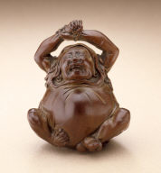 Daruma, First Patriarch of Zen