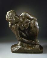 The Crouching Woman