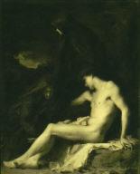 Saint Sebastian Attended by Saint Irene