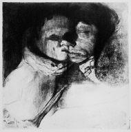 [Death, woman and child, Tod, Frau und Kind]
