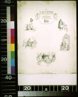 A valentine : Col. Geo. Washington to Mistress Martha Custis, 1758