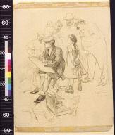 Sketching o n the Rhine