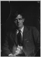 London, Jack, portrait photograph