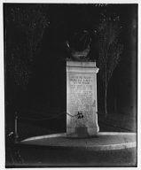 Memorial to Robert Louis Stevenson