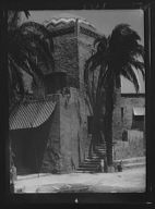 Unidentified building, possibly associated with Cecil DeMille