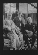 Bohemian Club members, portrait photograph