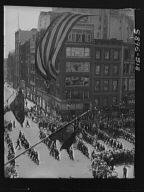 New York City views, parade