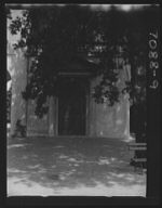 Unidentified building, possibly in Charleston, South Carolina, or New Orleans