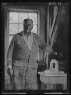 Hassam, Childe, portrait photograph