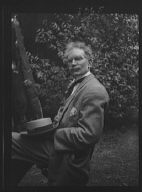 Bierce, Ambrose, at the Bohemian Club Grove