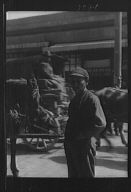 Street scene, possibly in Chinatown, San Francisco