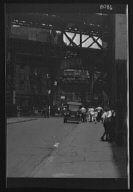 Street scene in New York City