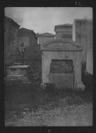 Tombs in St. Louis Cemetery, New Orleans