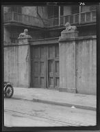 Lion Gate, New Orleans