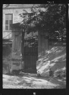Gate, New Orleans or Charleston, South Carolina