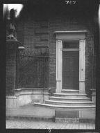 Smythe House entrance, Charleston, South Carolina