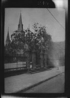 St. Louis Cathedral from Jackson Square, New Orleans