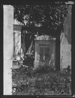 Tomb in St. Louis Cemetery, New Orleans