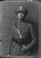 Bastedo, Major, portrait photograph