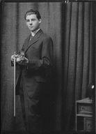 Francis, Mr., portrait photograph
