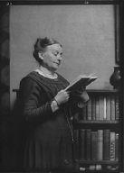 Schrakamp, Josefa, Mrs., portrait photograph