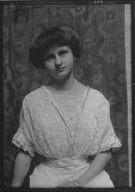 Bothine, Miss, portrait photograph