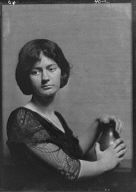 Morrison, Dorothy, Miss, portrait photograph
