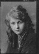 Marcellus, Irene, portrait photograph