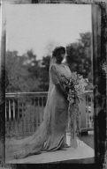 Babbott, M.R., Miss (Mrs. W.S. Ladd), portrait photograph