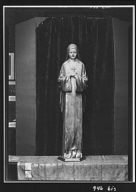 Statue of St. Theresa by Mario Korbel