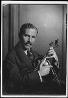 Birnbaum, Martin, Mr., portrait photograph