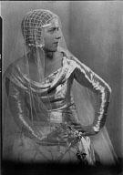 Talbot, Andrew Burton, Mrs., portrait photograph