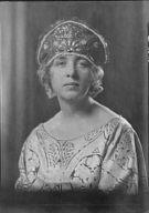 Sheridan, Clare, Miss, portrait photograph