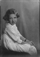 Holden, Grace, Miss, portrait photograph