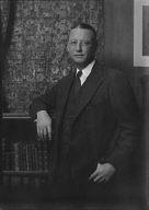 Brady, James Cox, Mr., portrait photograph