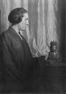 Grovlez, Madeleine, portrait photograph