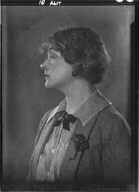 Lindsey, Benjamin, Mrs., portrait photograph