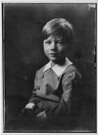 Iselin, Adrian, 2nd, Mrs., son of, portrait photograph