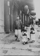 Children of high class, Chinatown, San Francisco