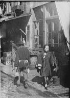 Woman house servant, Chinatown, San Francisco