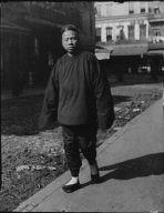 A merchant, Chinatown, San Francisco