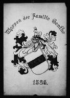 Genthe family crest