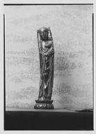 Sculpture that belonged to Arnold Genthe