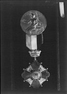 Medal from the 1928 Exposition internationale in Paris