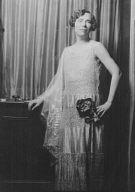 Morrison, C., Miss, portrait photograph